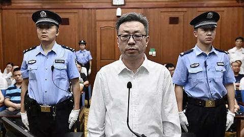 """榆林市委原书记胡志强受审,曾被指""""政治成绩与经济成绩互订交错"""""""