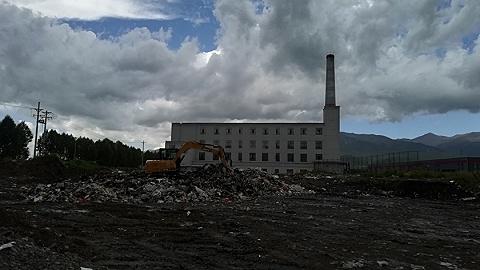 督察组:青海海北州部分渣滓填埋场设置暗管,渗滤液直排防洪渠