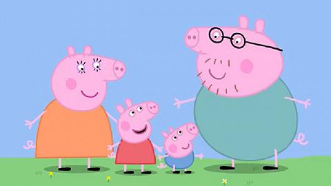 美国孩之宝将收购小猪佩奇母公司 出价40亿美元