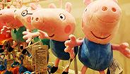 """""""小猪佩奇""""母公司286亿元卖身孩之宝,少儿动画被看好?"""