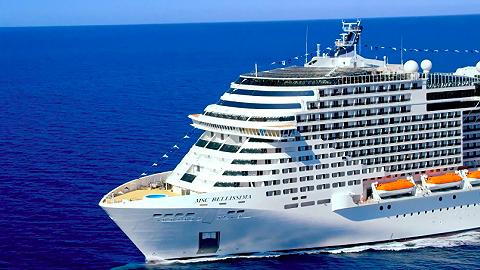 地中海郵輪揭曉2020年中國母港航線,首次引進旗艦型號進入中國市場