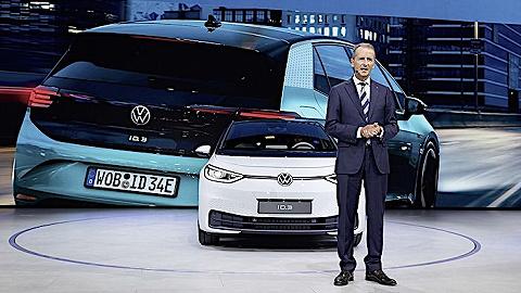 ID.3暂时不引进中国市场的背后,大众汽车在思考些什么?