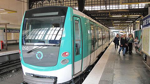 巴黎地铁将罢工,40分钟才来一列车