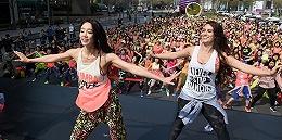 【特写】尊巴,会是中国年轻人的广场舞吗?