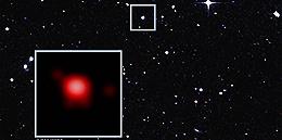 """天文学家发现""""日进三餐""""的黑洞:每顿吃掉""""4个月球"""""""