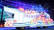 25辆花车、32支表演方队,旅游节巡游让上海大放异彩