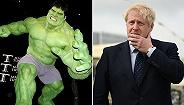 """""""不会延迟脱欧"""",约翰逊自比绿巨人:越气愤我就越强壮"""