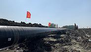 青岛-南京输气管道明年投产,华北和长三角区域管网将互联互通