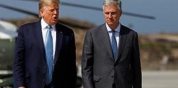 """曾负责""""捞美国人质""""的奥布莱恩,接任博尔顿担当国家安全顾问"""