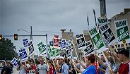 薪酬与医保未谈拢罢工持续,通用汽车加拿大公司临时裁掉千余人