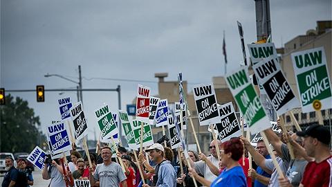 薪酬與醫保未談攏罷工持續,通用汽車加拿大公司臨時裁掉千余人