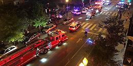 华盛顿白宫附近发生枪击事件,已致1死5伤