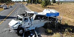 中国驻美使馆:犹他州车祸四人丧生,多名中国公民伤亡