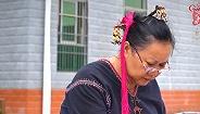 """""""可爱的中国""""之黎族:一双巧手织出多彩黎锦,千年技艺织造绚丽生活"""