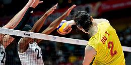中国女排3-0完胜美国,世界杯延续不败