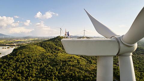 Apple在中國投資的3座風電場,正式投入運營