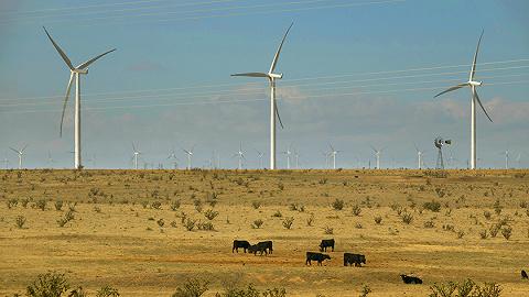 全球最大單一陸上風電基地今日開工,國內陸上風電邁入大型化時代