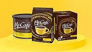 麥當勞和北美咖啡飲料巨頭將合作生產銷售McCafé的包裝咖啡
