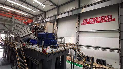 國內首臺F級50兆瓦重型燃機研制成功,突破多項技術封鎖