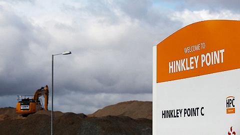 英國欣克利角核電項目將再延期,造價預算漲至逾215億英鎊