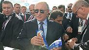 """普京最爱的甜品牌子要出口了,""""冰淇淋外交""""成果不菲"""
