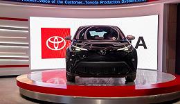 新车 | 海外版2020款丰田C-HR发布,前脸设计更精巧