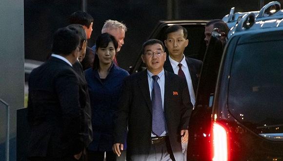 朝鲜宣布与美无核化工作会谈破裂,敦促对方改变立场