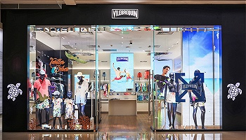 法國高端泳裝品牌Vilebrequin入駐上海,開始加速擴張內地市場