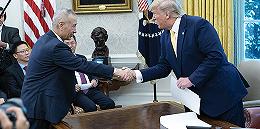 新一輪中美經貿高級別磋商在華盛頓結束