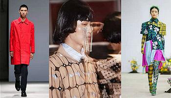 【上海時裝周】極簡風盛行時代,不如嘗試挑戰視覺極限