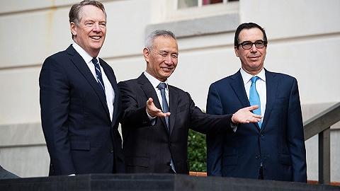 重回正軌,中美經貿磋商取得實質性進展