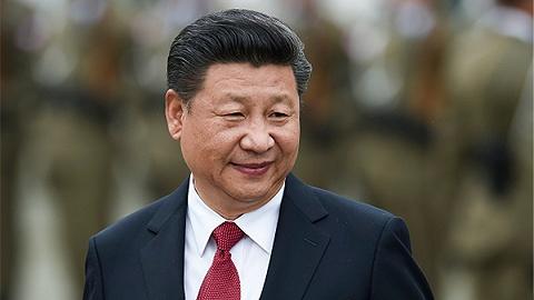 習近平會見尼泊爾共產黨聯合主席普拉昌達