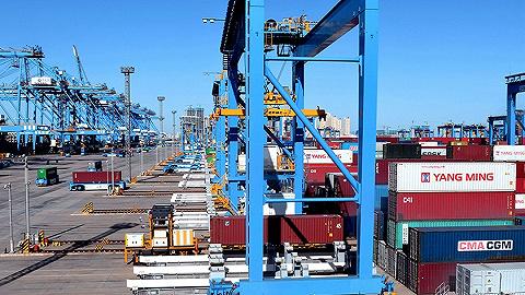 前三季度中國出口增長5.2%,貿易順差擴大44.2%