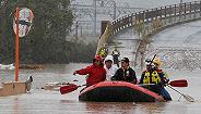 """台风""""海贝思""""已致日本58死,超13万户仍断水"""