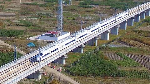沂蒙老区首条高铁试运行:临沂至北京仅3小时