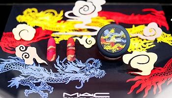 继和H&M联名后,中国独立设计师陈安琪又和M.A.C合作了