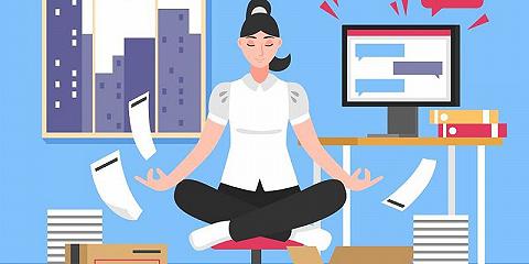 你會用什么方式排解壓力、舒緩心情?