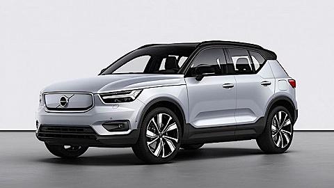 沃爾沃發布首款純電動車,創立新能源產品線Recharge