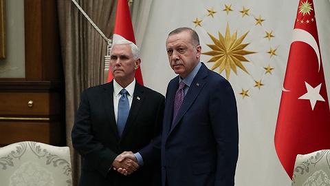 【天下头条】美土就叙北部暂时停火达成协议 白宫承认因一项调查冻结乌克兰援助