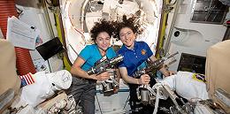 NASA称实现首次全女性宇航员太空行走,或创造人类新纪录