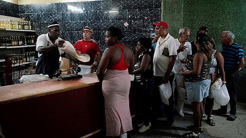 """美国政府对古巴追加制裁,被批""""残酷如大屠杀"""""""