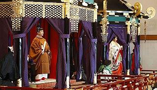 现场   日本德仁天皇即位大典举行,开启令和时代