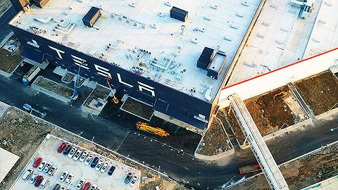 上海制造特斯拉今起预定,比进口版便宜近10万元