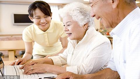 """老龄产业这轮""""朝阳""""升起,就业机会有哪些?"""