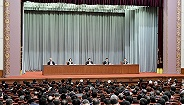 今天,上海党员负责干部会议传达学习贯彻十九届四中全会精神