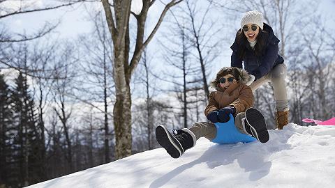 中国游客?#19981;?#21435;滑雪度假村度假,却不想只是滑雪