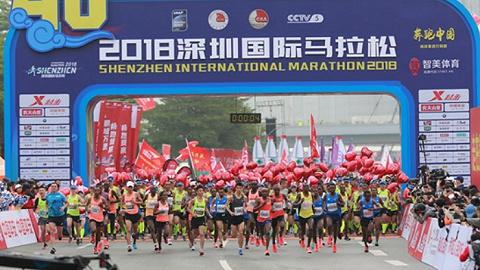 马拉松携手大健康,智美体育向北京全向时空提供5000万元贷款