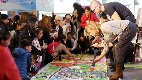 超越娱乐:2019上海国际童书展开幕在即,现场外版绘本开放购买