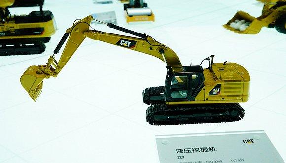 没有铲斗的挖机怎么挖土?这66种挖机你认识的有几台图2