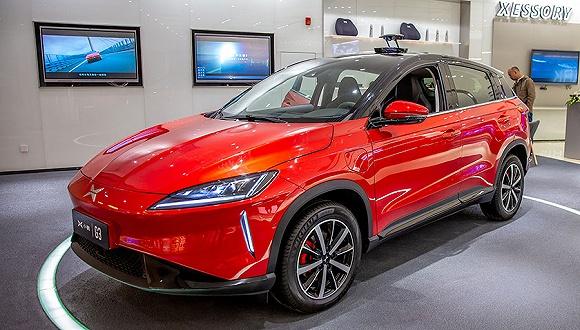 小鹏汽车获C轮4亿美元融资,小米集团成为新晋战略投资者